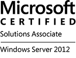 MCSA: Windows Server 2012 Solutions Associate