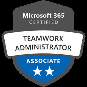Microsoft Teamwork Administrator Associate